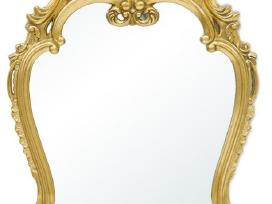 Naujas prabangus klasikinis veidrodis