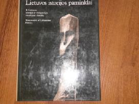 """Albumas """"Lietuvos istorijos paminklai"""""""