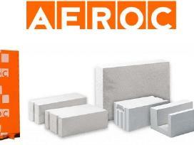 Blokeliai mūro, pamatų, silikato blokai - nuotraukos Nr. 5