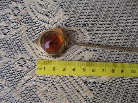 CCCP - mot. laikrodis medalionas Zarja.zr. foto
