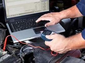 Automobilių diagnostika elektrinės dalies remontas