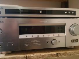 Yamaha centras, antikvarinė radija