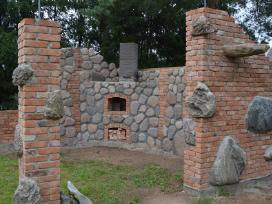 Akmeninės pavėsines ir kiti akmens darbai - nuotraukos Nr. 3