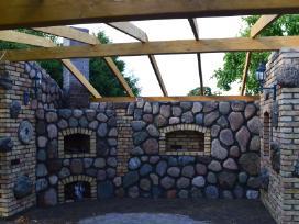Akmeninės pavėsines ir kiti akmens darbai - nuotraukos Nr. 6