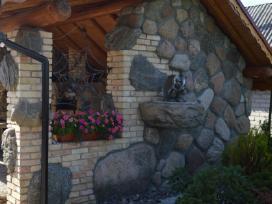 Akmeninės pavėsines ir kiti akmens darbai - nuotraukos Nr. 9