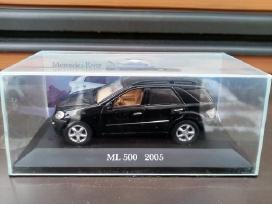 Mercedes Benz Ml (2005), 1:43