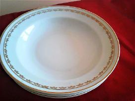 Rygos porceliano fabriko lėkštės
