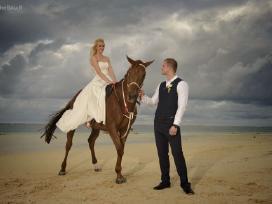 Živilės Jakubčionienės vestuvinė suknelė