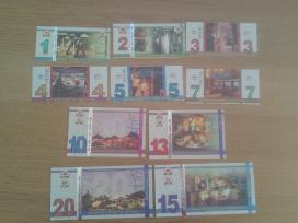 Kolekciniai Lietuviški banknotai - Hbh Juozo litai