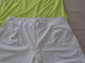 Parduodami marškinėliai ir šortai tenisui žaisti