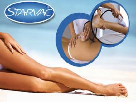 Vakuuminis-limfodrenažinis masažas aparatu Starvac