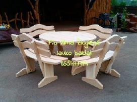 Įvairūs gaminiai iš ąžuolo medienos - nuotraukos Nr. 21