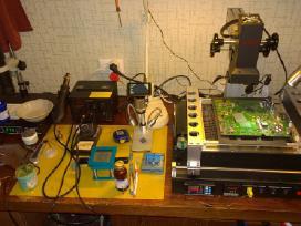 PS3 - Xbox360 - PSP - Ps2 Atrisimas ,remontas Ir t