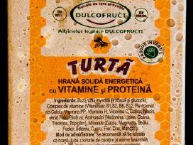 Kandi tešla su baltymais,mineralais ir vitaminais