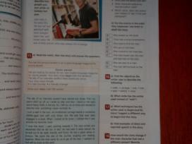 On Screen B2+ mokomoji anglų kalbos knyga - nuotraukos Nr. 2