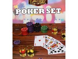 Pokerio žetonų rinkiniai (10 rūšys) - nuotraukos Nr. 10
