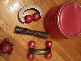 Medinių masažuoklių komplektukas - nuotraukos Nr. 2