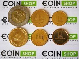 Daug ivairiu monetu komplektu - nuotraukos Nr. 2
