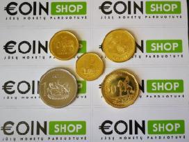 Daug ivairiu monetu komplektu - nuotraukos Nr. 5