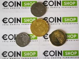 Daug ivairiu monetu komplektu - nuotraukos Nr. 7