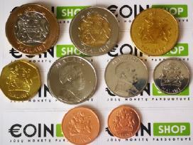 Daug ivairiu monetu komplektu - nuotraukos Nr. 8