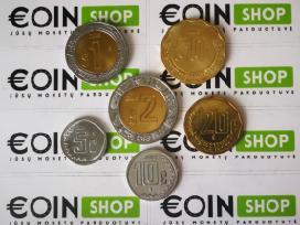 Daug ivairiu monetu komplektu - nuotraukos Nr. 10