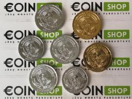 Daug ivairiu monetu komplektu - nuotraukos Nr. 11