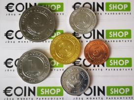 Daug ivairiu monetu komplektu - nuotraukos Nr. 12