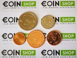 Daug ivairiu monetu komplektu - nuotraukos Nr. 13
