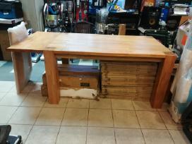 Ąžuoliniai stalai - išpardavimas