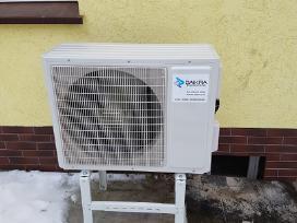 Taupiausias šildymo sprendimas .Oras vanduo - nuotraukos Nr. 5