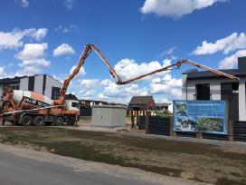 Betono siurbliu ir betonveziu paslaugos