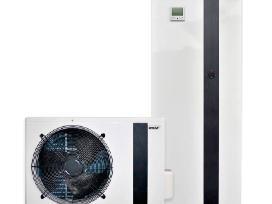Šilumos siurblys oras-vanduo su boileriu