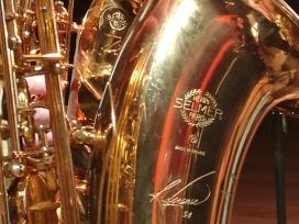 Yamaha tenorai, altai, pustukai visiems saxofonams