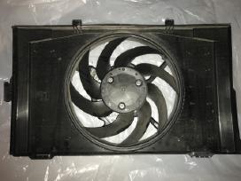 Bmw i3 ventiliatorius