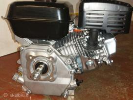 Benzininis variklis motoblokui melzimo aparatui - nuotraukos Nr. 2