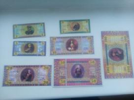 Kolekciniai baltijos banknotai - Baltic Islands