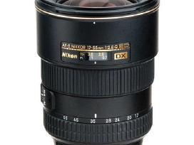 Nikkor 17-55mm f/2.8g If-ed