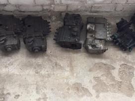 Traktorių dalys
