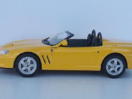 1/43 modeliukai Ferrari 550 Barchetta Pininfarina