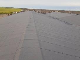 Plokščių stogų įrengimas
