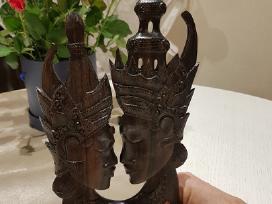 Drožiniai iš afrikinio medžio
