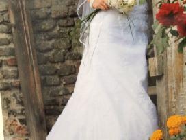 200 eur puiki vestuvine suknele