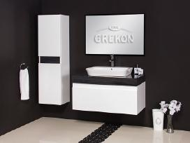 Modernus vonios baldai