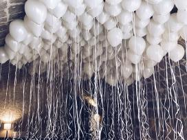 Kokybiski Helio balionai su led, dideli balionai - nuotraukos Nr. 4