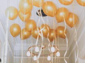 Kokybiski Helio balionai su led, dideli balionai - nuotraukos Nr. 5