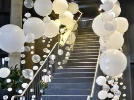 Kokybiski Helio balionai su led, dideli balionai - nuotraukos Nr. 3