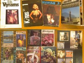 Sovietmečio laikotarpyje leisti žurnalai (iki1991)