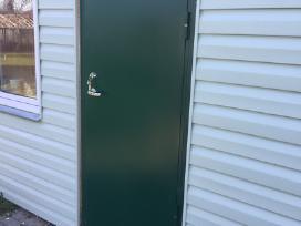 Metalinės rūsio sandėliuku durys,garažo vartai