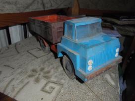 Geležinės smėlio mašinos
